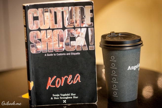 Gribook Culture Shock: Korea