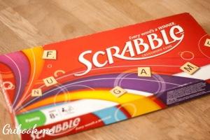 gribook: scrabble